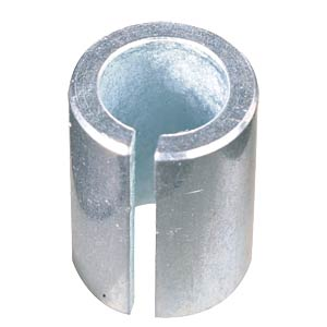 Metal reducer from 4 mm to 6 mm MENTOR 640