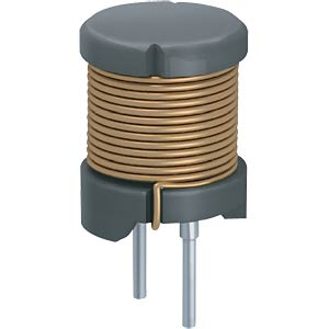 Vertical inductor, 07HCP, ferrite, 1.5 m FASTRON 07HCP-152K-50
