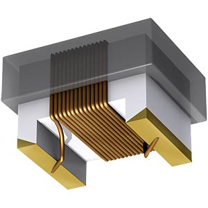 SMD Keramik-Induktivität, 1210AS 15000 nH FASTRON 1210AS-150K-01