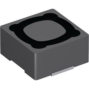 SMD power inductor, PIS4720, ferrite, 150 µ FASTRON PIS4720-151M-04