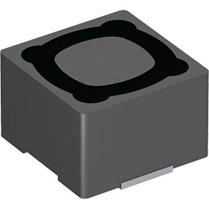 SMD power inductor, PIS4728, ferrite, 27 µ FASTRON PIS4728-270M-04
