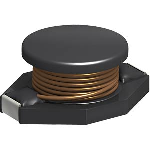 SMD power inductor, PISM, ferrite, 330 µ FASTRON PISM-331M-04