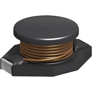 SMD power inductor, PISR, ferrite, 22 µ FASTRON PISR-220M-04
