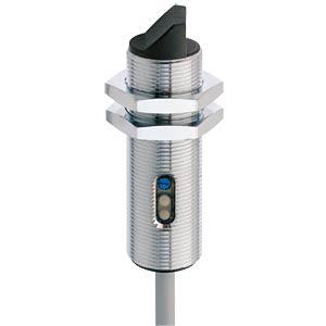 Light sensor, reflex, M18, 120 mm, 90°, 2 m CONTRINEX LHK-1180W-303