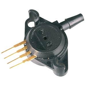 Pressure sensor, 0 ... 10 kPa, 2.5 mV/kPa FREESCALE MPX 2010GP