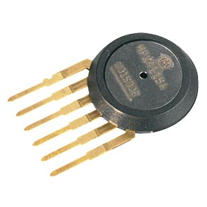 Drucksensor, 15 ... 115 kPa, 46 mV/kPa FREESCALE MPX 4115A
