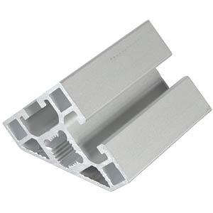 Profil 40+ offen BC 40x40 50cm, 90° FLEXLINK J924215610050
