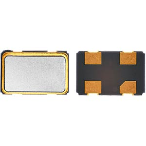 Quarzoszillator, Keramik-SMD XO32 10,0 MHz EUROQUARTZ 10.000MHZ XO32050UITA