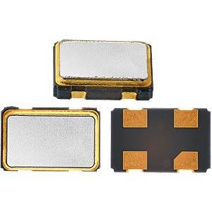 48.0MHz crystal oscillator, ceramic SMD XO53 EUROQUARTZ 48.000MHZ XO53050UITA