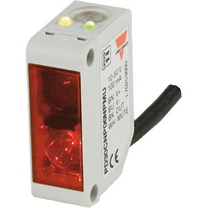 Miniature light barrier IP67, 0.1 - 6 m CARLO GAVAZZI