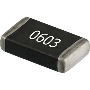 SMD-Widerstand, 0603, 143 kOhm, 100 mW, 1% RND COMPONENTS RND1550603SAF1433T5E