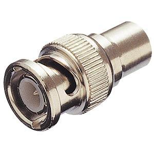 BNC-Adapter, BNC-Stecker / Koax-Stecker FREI