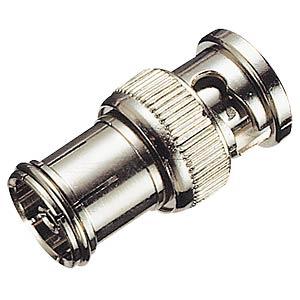 BNC-Adapter, BNC-Stecker / Koax-Buchse FREI