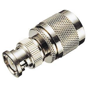 BNC adapter, BNC plug/N plug BKL