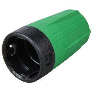 Anti-kink sleeve for rearTWIST BNC, green NEUTRIK BST-BNC-5