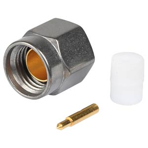 SMA-plug, RG405, straight RADIALL R125052002