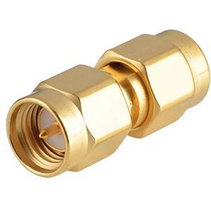 SMA-adapter, plug-plug RADIALL R125703000W