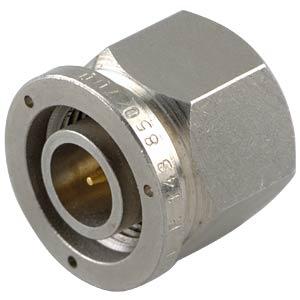 TNC-Stecker, RG213/393/214, Stopfbuchse RADIALL R143018000