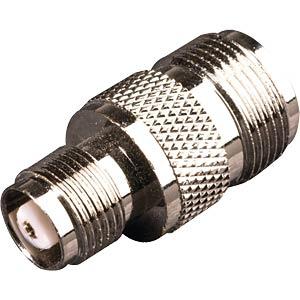 TNC adapter: TNC socket/N socket FREI