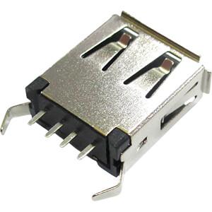 USB-Einbaubuchse, Typ A RND CONNECT RND 205-00660