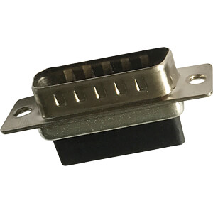D-SUB-Stecker, 15-polig, Crimp-Steckverbinder RND CONNECT RND 205-00738