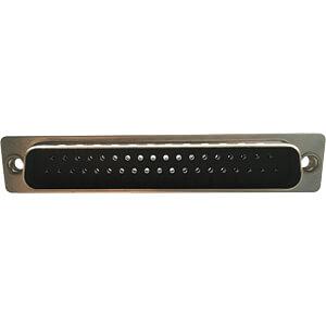 D-SUB-Stecker, 37-polig, Crimp-Steckverbinder RND CONNECT RND 205-00740