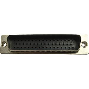 D-SUB-Stecker, 50-polig, Crimp-Steckverbinder RND CONNECT RND 205-00746