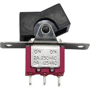 Miniatur-Wippschalter, Ein-Ein RND COMPONENTS RND 210-00499