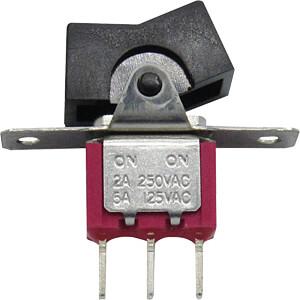 Miniatur-Wippschalter, Ein-Ein RND COMPONENTS RND 210-00501
