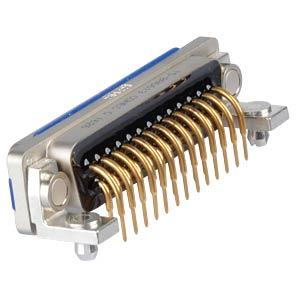D-Sub  connector socket 25p IP67 0,318 CONEC 15-006613