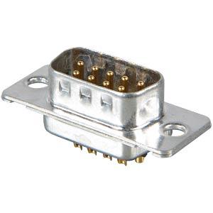 D-SUB-Stecker, 9-polig  Industrieausf. CONEC 163B11069X