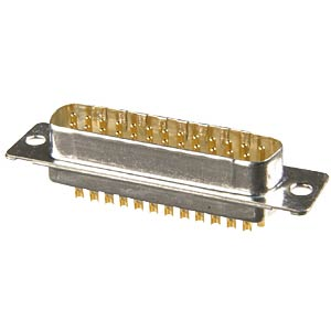 D-SUB-Stecker, 25-polig, Industrieausf. CONEC 163B11089X