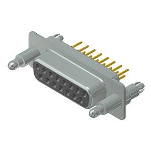 D-Sub-Buchse, 15-pol, SnapLock CONEC 16-002153