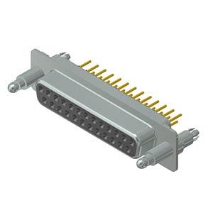 D-Sub 25-pin socket, SnapLock CONEC 16-002163