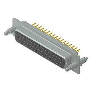 D-Sub-Buchse, 50-pol, SnapLock CONEC 16-002183