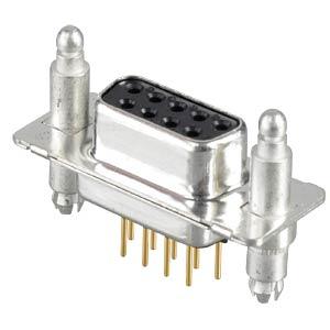 D-Sub 9-pin socket, SnapLock CONEC 16-002143