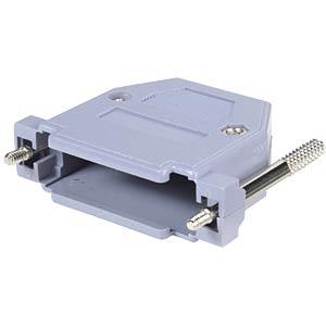 D-sub cap for 25-pin D-sub, long screws FREI