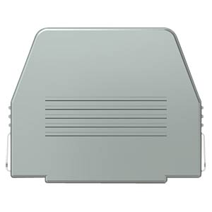 D-Sub-Haube, 25-pol, SnapLock CONEC 16-001770
