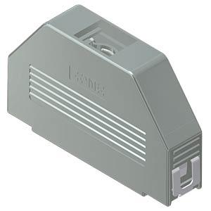 D-Sub-Haube, 37-pol, SnapLock CONEC 16-001780