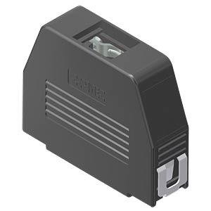 D-Sub-Haube, 25-pol, SnapLock CONEC 16-001830