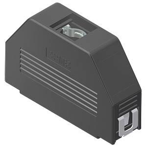 D-sub hood, 50-pin, snap-lock CONEC 16-001850