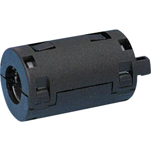 Split Ferrite for round cable, Ø to 13 mm, round RND COMPONENTS RND 165-00002