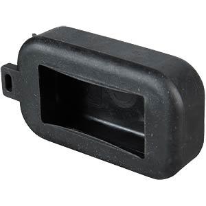 D-SUB-Schutzkappe f. 37-polig D-Sub IP67 CONEC 165X17539X