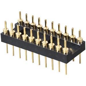 IC plug adapter, 20-pin FREI