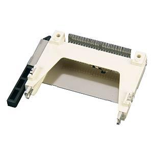 CF-Card Connector, 2x25pol. für Typ I und II YAMAICHI CF050P2-103-10DS