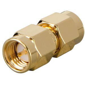 RP-SMA plug > SMA plug DELOCK 88727