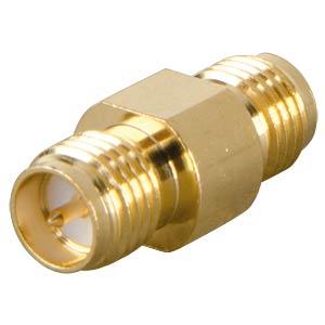 RP-SMA socket > SMA socket DELOCK 88736