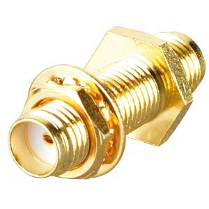 SMA socket > SMA socket DELOCK 88779