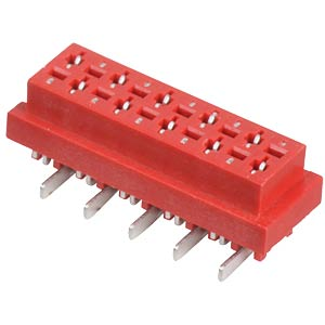 Sockets Micro Match SMD 1.27 mm, 2X09 MPE-GARRY 374-1-018-0-NTX-KT0