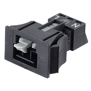 WINSTA® MINI, Stecker 3-pol, Snap-In WAGO 890-713